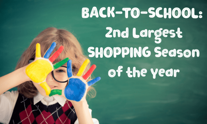 Back-to-School Trends 2019
