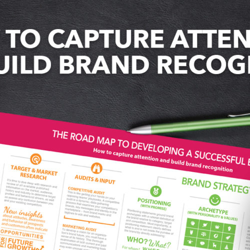 How to Capture Attention and Build Brand Recognition